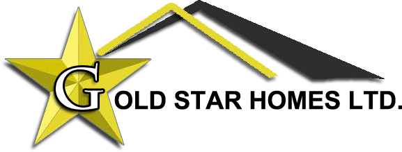 Gold Star Homes logo